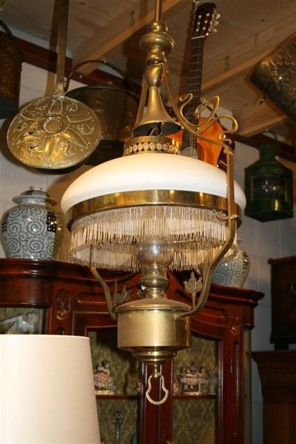 ouderwetse lampen