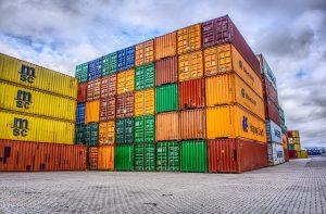 container inboedel emigratie
