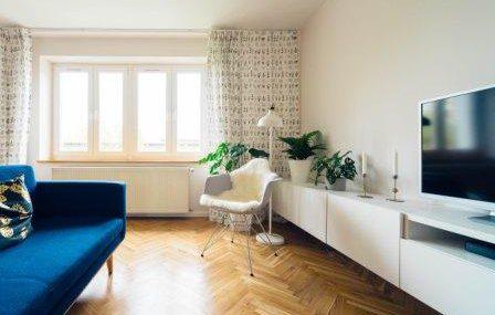 Woningontruiming door een verandering van levensstijl